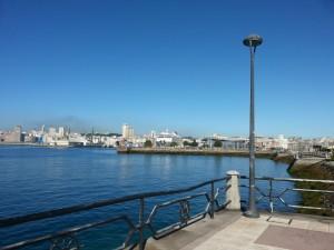 Haven van La Coruña