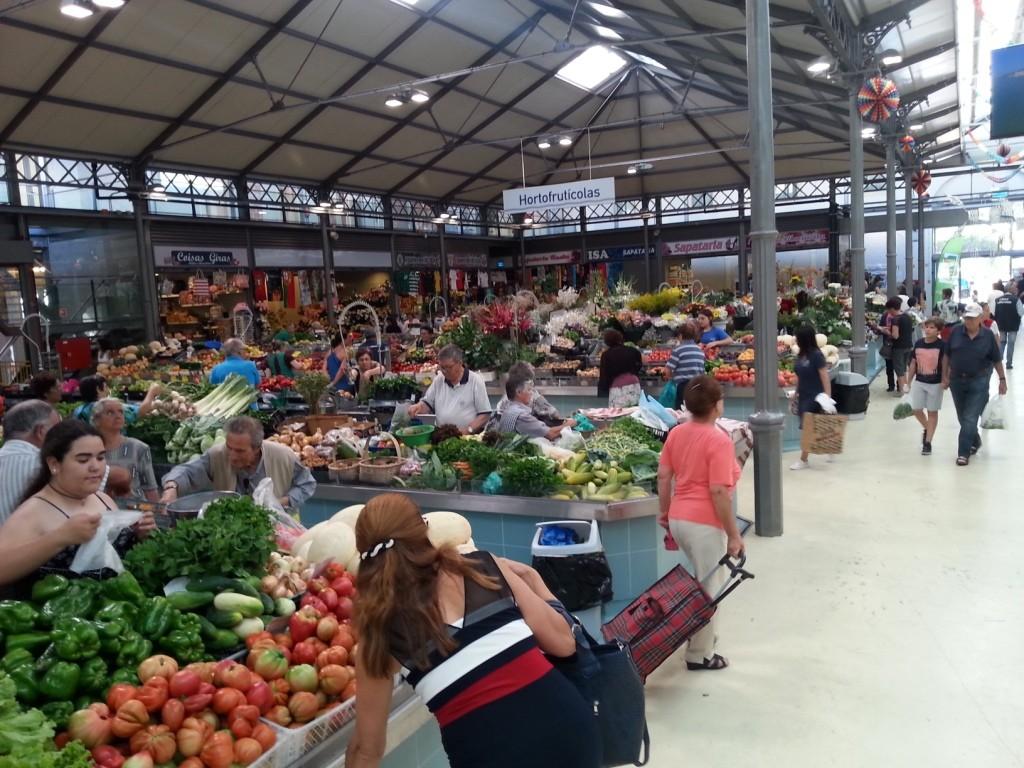 Binnenmarkt Figueira da Foz